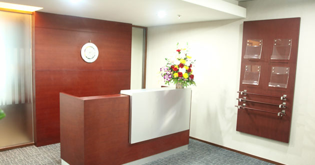 USAID Chemonics - Front Office
